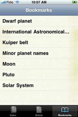 Pluto Study Guide screenshot #3