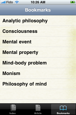 Philosophy of Mind Study Guide screenshot #3