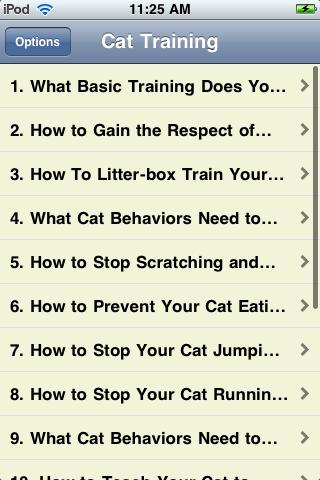 How to Train Your Cat screenshot #1