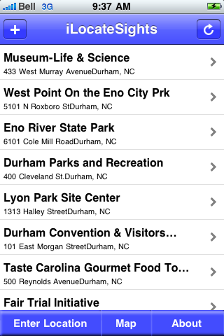 Durham, North Carolina Sights screenshot #2