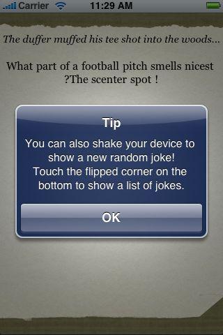 Sports Jokes screenshot #2