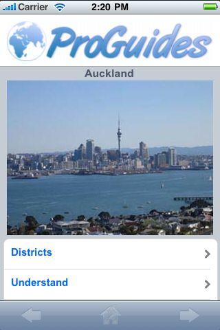 ProGuides - Auckland screenshot #1