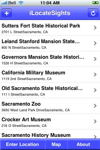 Sacramento, California Sights screenshot #2