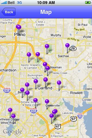 Garland, Texas Sights screenshot #1