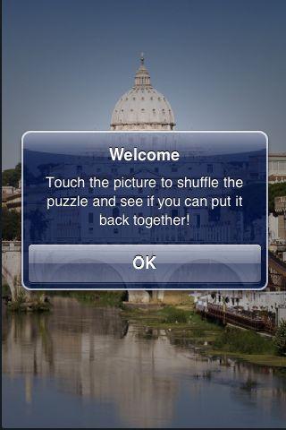 SlidePuzzle - Vatican screenshot #2