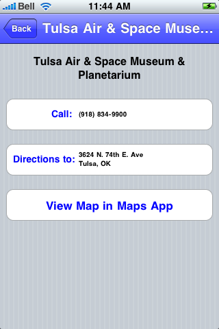 Tulsa, Oklahoma Sights screenshot #3