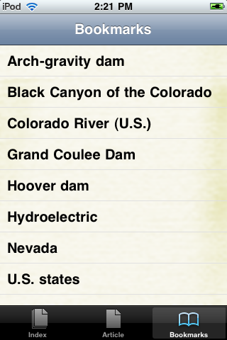 Hoover Dam Study Guide screenshot #3