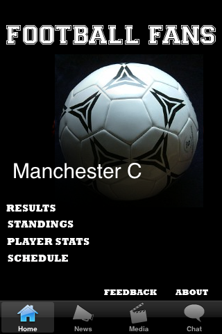 Football Fans - Manchester C screenshot #1