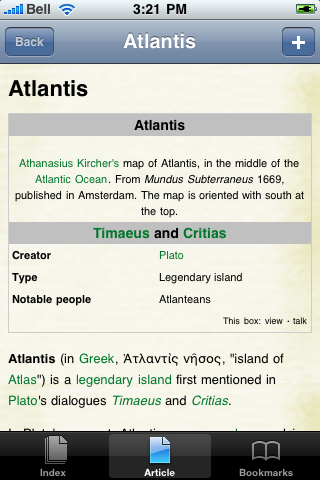 Lost City of Atlantis Study Guide screenshot #1