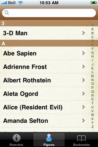 Super Heroes Pocket Book screenshot #3