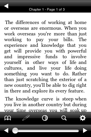 Advertisers Handbook screenshot #2