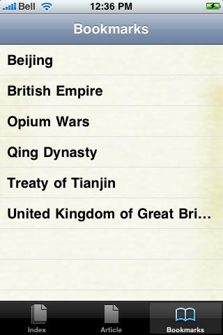 The Opium Wars Study Guide screenshot #2