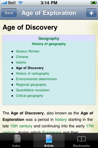 Age of Discovery Study Guide screenshot #1