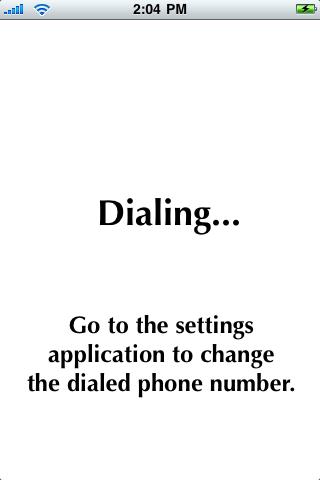 Dial My Grandpa screenshot #1