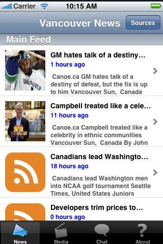 iNewsPro - San Francisco CA screenshot #2