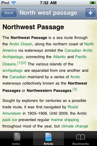 Northwest Passage Study Guide screenshot #1