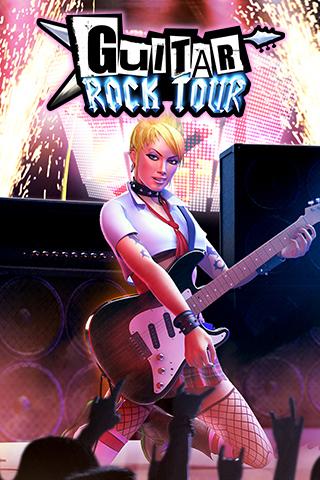 Guitar Rock Tour™ screenshot #2