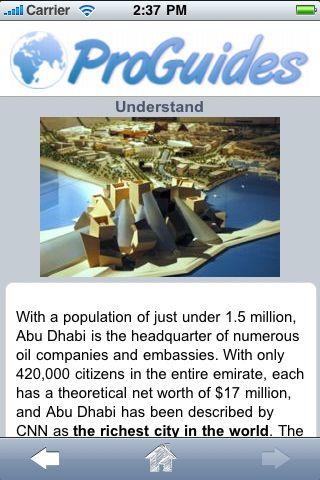 ProGuides - Abu Dhabi screenshot #3