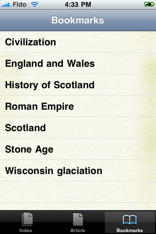 History of Scotland Study Guide screenshot #3