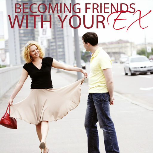 Becoming Friends With Your Ex