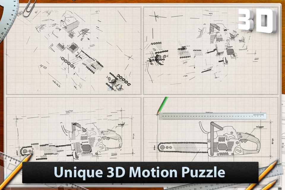 Blueprint 3D Free screenshot #3