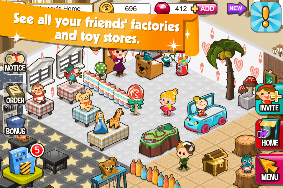 Toy Factory™ screenshot #5