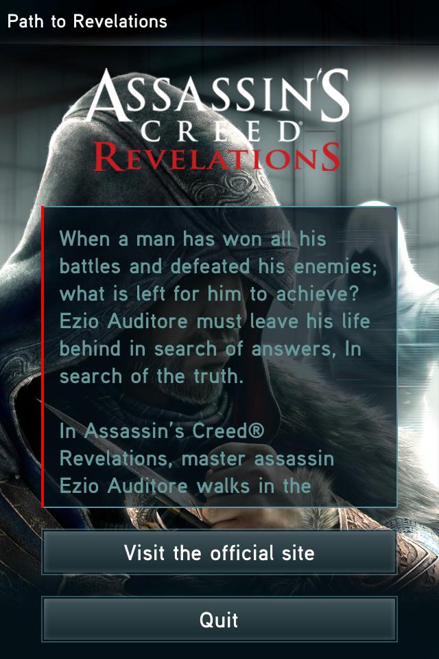 Assassin's Creed Revelations - Path to Revelations screenshot #5
