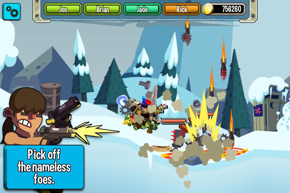 Platoonz screenshot 3