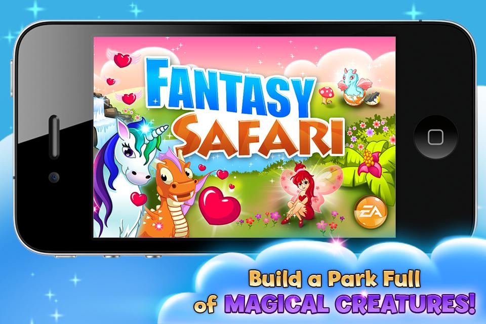 Fantasy Safari screenshot 1