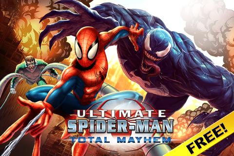 Spider-Man: Total Mayhem FREE screenshot #1