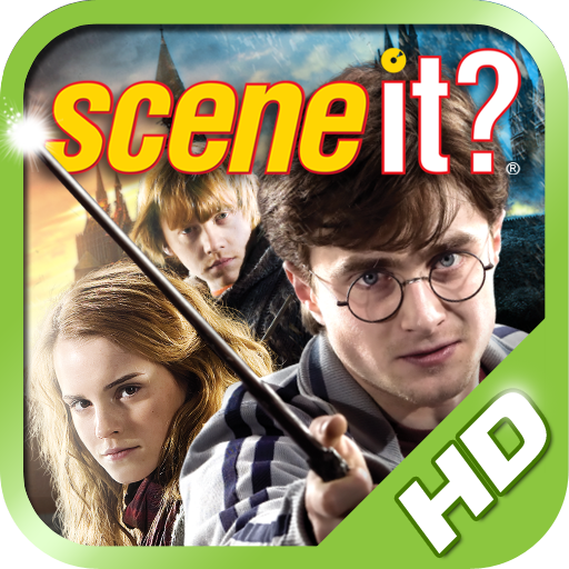 Scene It? Harry Potter HD