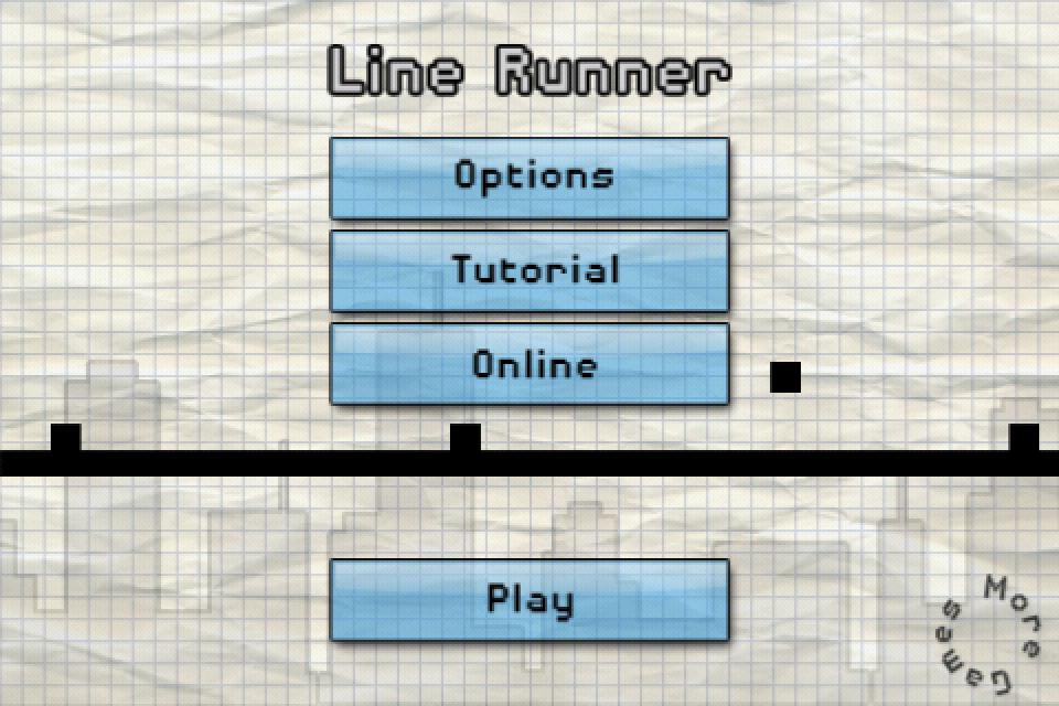 Line Runner Lite screenshot #1