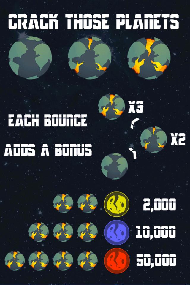 Planet Cracker screenshot #2