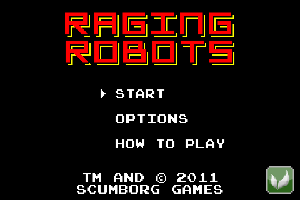 Raging Robots screenshot 2