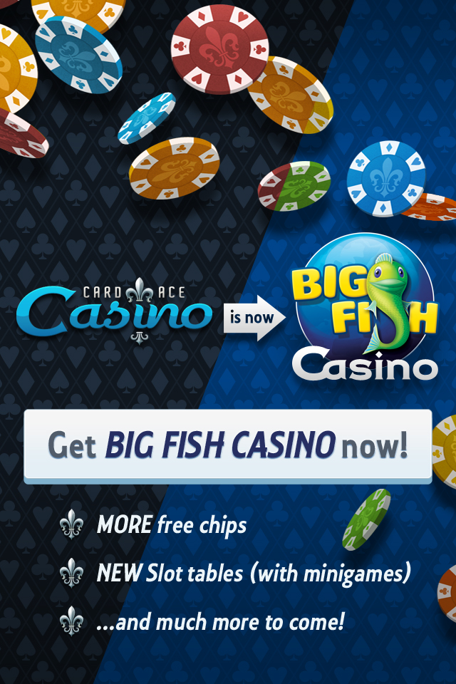 Card Ace: Casino – Free Slots, Poker, Blackjack and More! screenshot 1