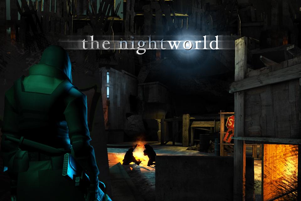 The Nightworld screenshot 1