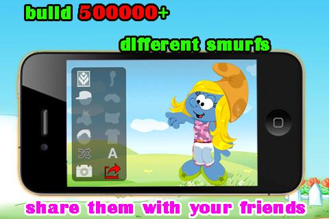 Smurf Builder screenshot 3