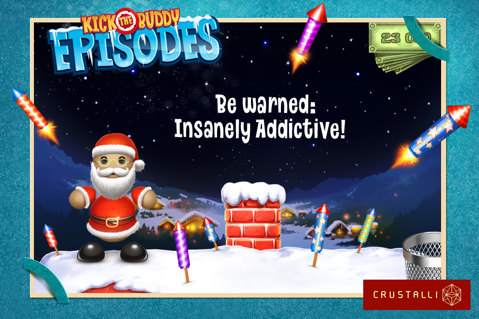 Kick the Buddy Episodes screenshot 5
