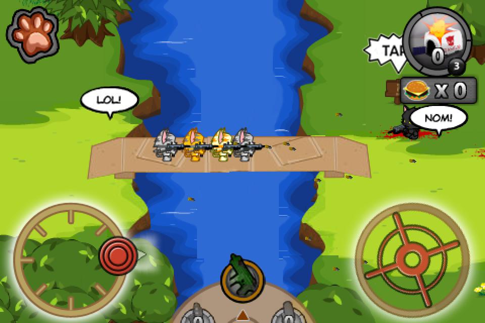 Meowcenaries Lite screenshot #4