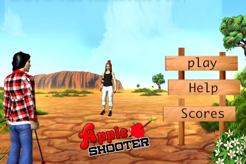 Apple Shooter ( the Addictive Archery Shooting & Cartoon Physics Game for  Kids, Boys & Girls – by Best, free & Fun Games )