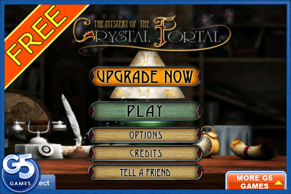 The Mystery of the Crystal Portal Free screenshot #5