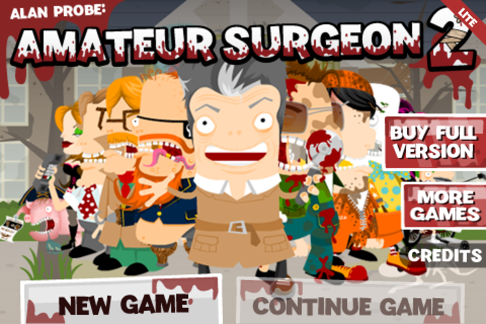 Amateur Surgeon 2 Lite Edition screenshot #1