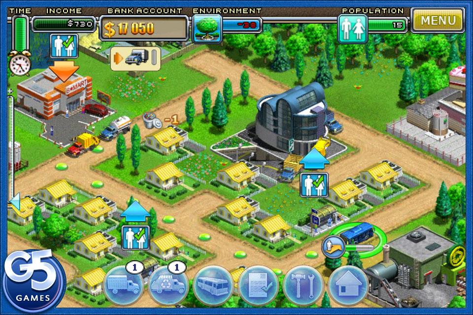Virtual City Free screenshot #1