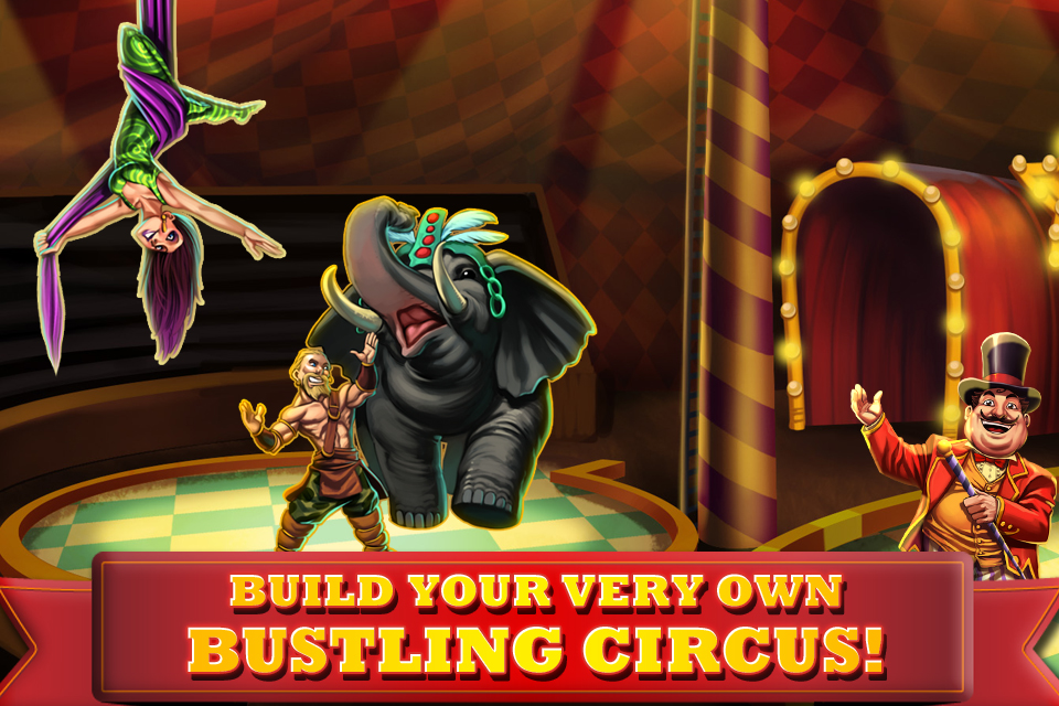 Circus City HD screenshot #2