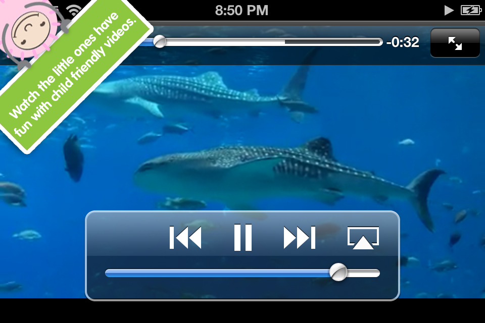 ABC Wildlife! - words about animals with pictures, sounds and videos for kids screenshot 5