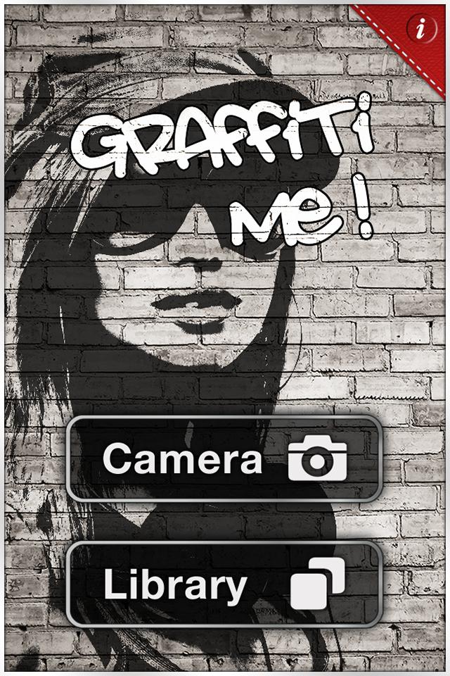 Graffiti Me! screenshot 1