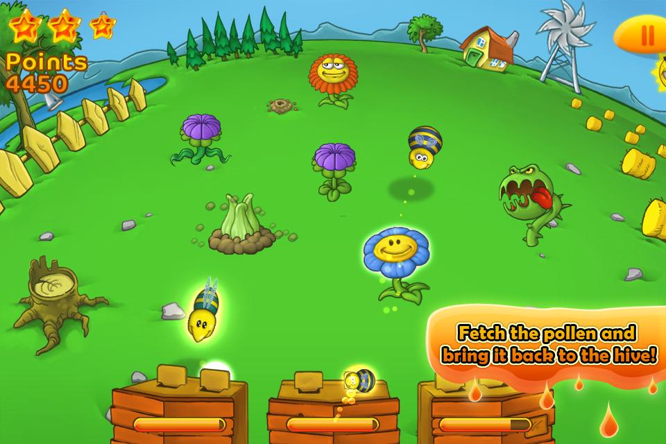 Bee Farm screenshot #1
