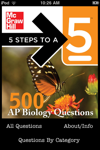 500 AP Biology Questions 5 Steps to a 5 screenshot 1
