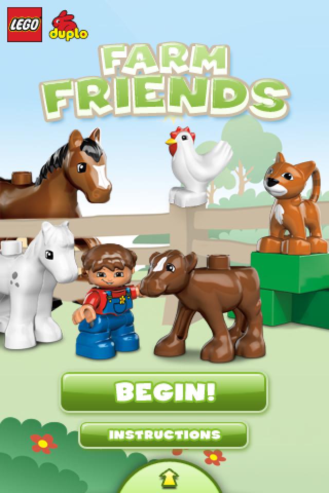 LEGO® DUPLO® Bauernhof screenshot #1