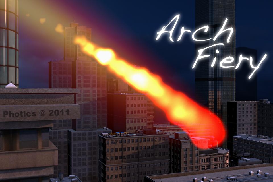 Arch Fiery screenshot 1